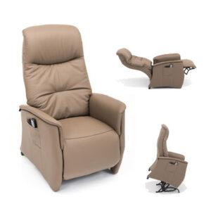 Sta-op fauteuil Bergen