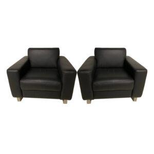 2 fauteuils Malabar