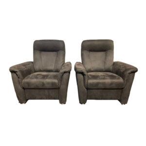 2 fauteuils Pontiac